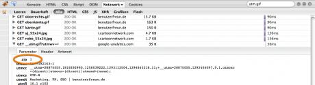 Überprüfung der IP-Anonymisierung bei Google Analytics