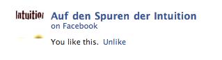 Facebook gefällt-mir-Box