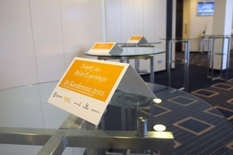 Konferenz füˆr Informationsarchitektur - Lobby