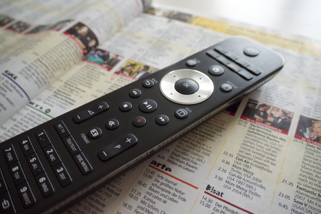 Bild TV-Fernbedienung