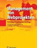 Management von Webprojekten. Führung, Projektplan, Vertrag.
