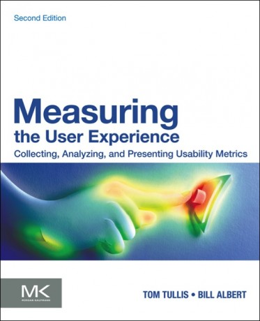 Buchtitel Measuring the User Experience