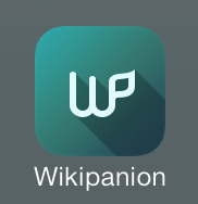 Icon der App Wikipanion