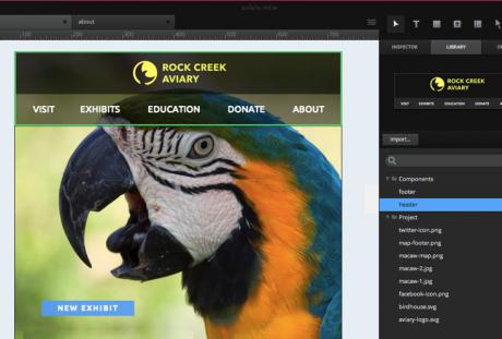 Screenshot Macaw