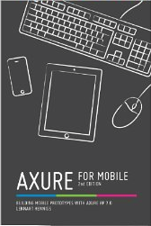 Cover E-Book Axure for Mobile