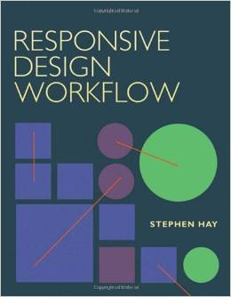 Cover Buch Responsive Design Workflow