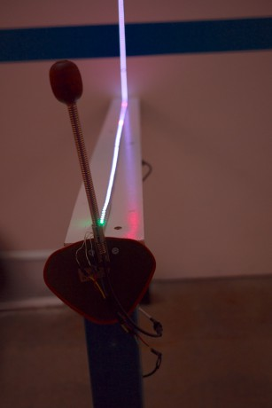 Line Wobbler im Game Science Center
