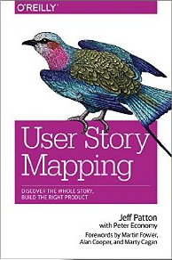 Cover Buch User Story Mapping