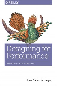 Cover Buch Designing for Performance