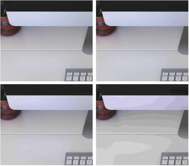 Vergleich Kompression & Qualität JPEG