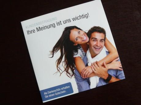 Foto CD-Cover Umfrage