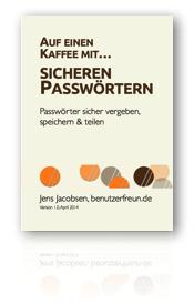 Cover E-Book Auf einen Kaffee mit... sicheren Passwörtern