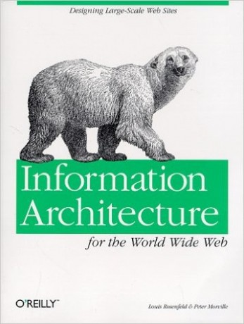 Cover Information Architecture for the World Wide Web