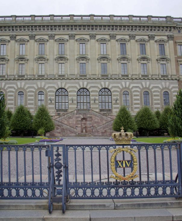 Foto Stockholmer Schloss