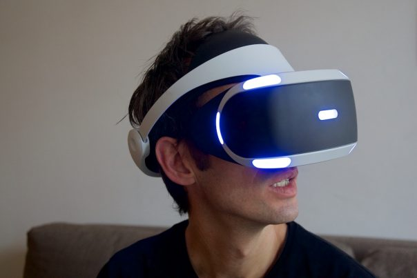 Foto Sony Playstation VR