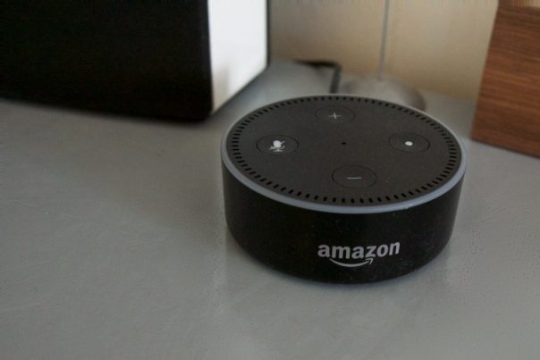 Foto Amazon Dot