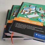 """""""Praxisbuch Usability und UX"""" erschienen"""