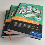 """""""Praxisbuch Usability und UX"""" – Newsletter 7/2017"""