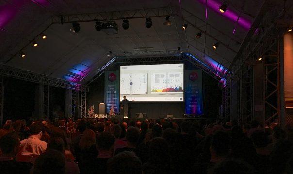 Martin Oberhäuser auf der PushConference 2017