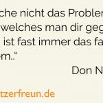 Norman Problemlösung