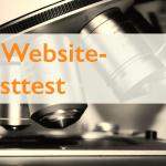 Schnell & billig: Selbsttest für die eigene Website – Newsletter 12/2017