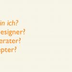 Berufsbezeichnung Konzepter, Webdesigner oder UX-Designer?