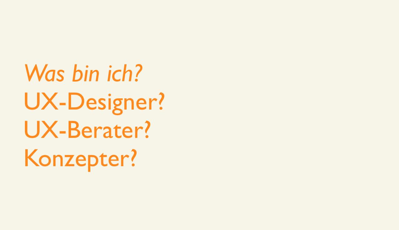 Illustration Berufsbezeichnung UX-Designer
