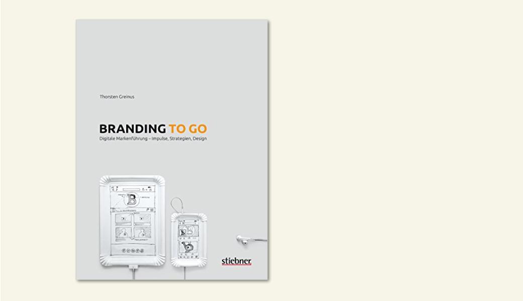 Vorschaubild Buch Branding to Go