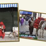 Branding marokkanischer Wasserverkäufer