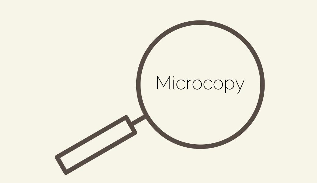 Vorschaubild Microcopy