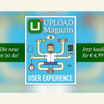Upload-Magazin zum Thema UX