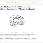 Futter fürs Hirn – Strategien zur Entscheidungsfindung