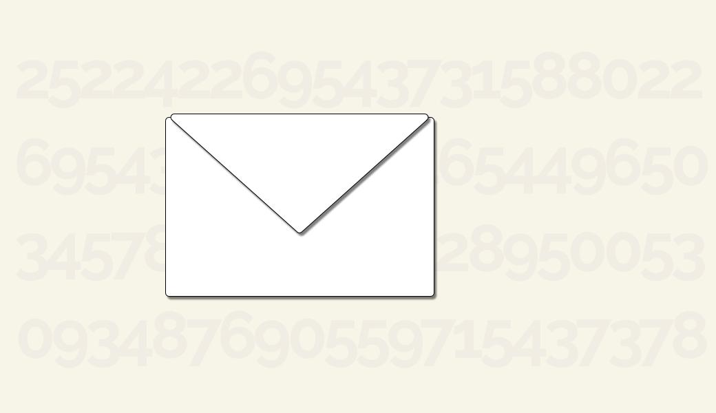 E-Mail funktioniert – Zahlen belegen das