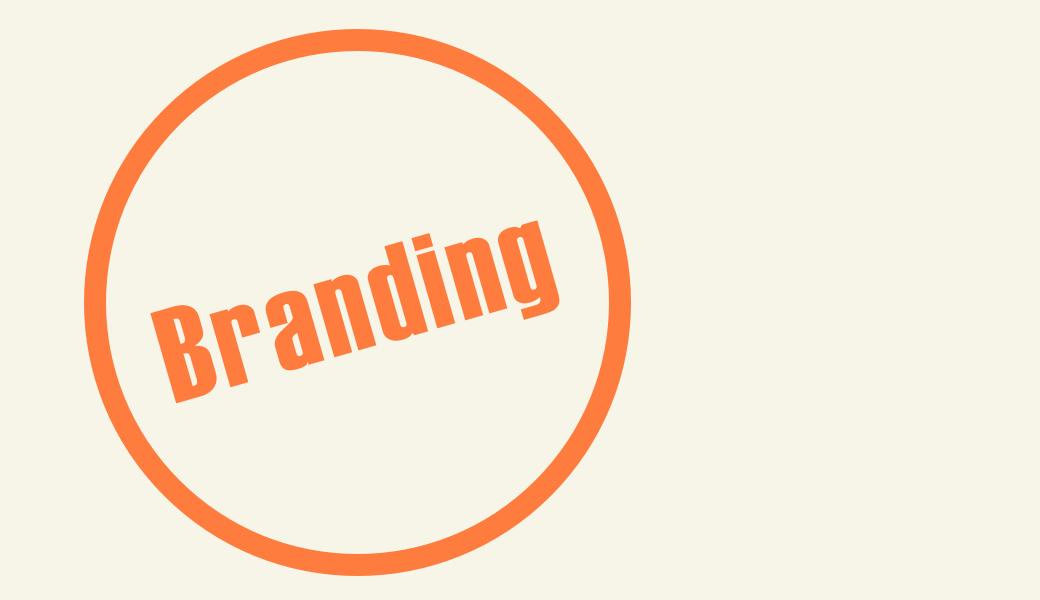 Vorschaubild Branding