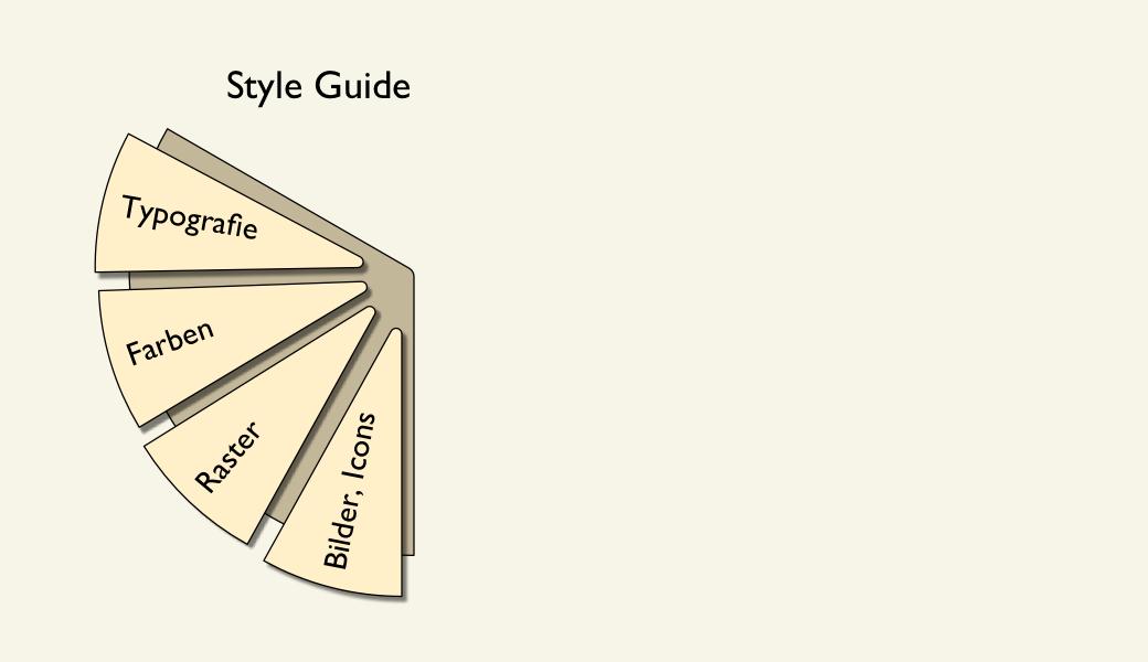 Vorschaubild Style Guide
