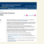 Hilfestellung Datenschutz & DSGVO