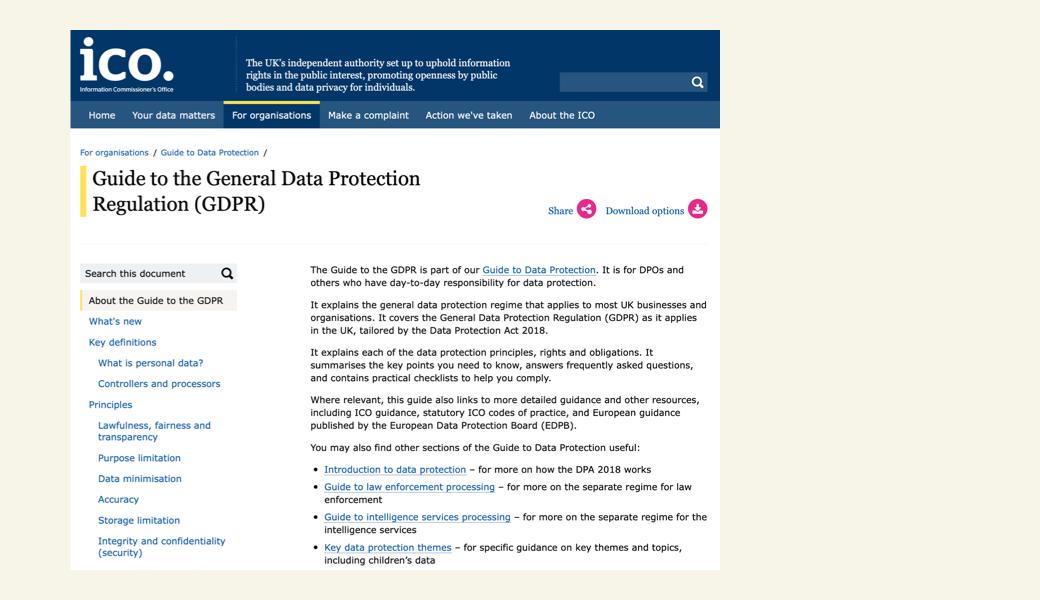 Vorschaubild DSGVO-Ratgeber