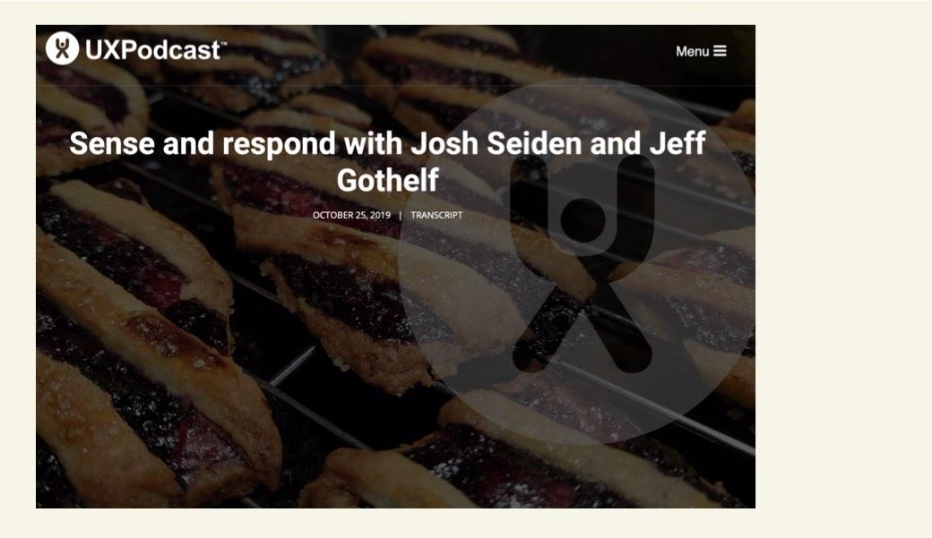 Vorschaubild UX-Podcast