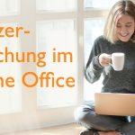 Nutzerforschung im Home Office – Newsletter 4/2020