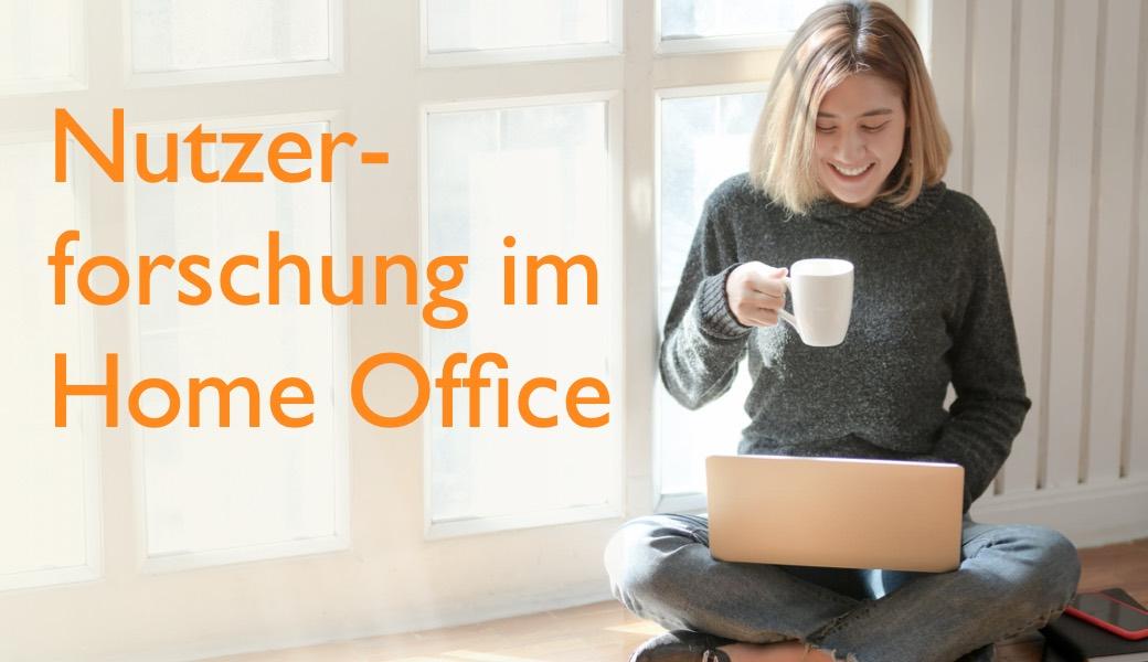 Vorschaubild Nutzerforschung im Home Office