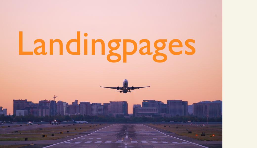 Vorschaubild LandingPages