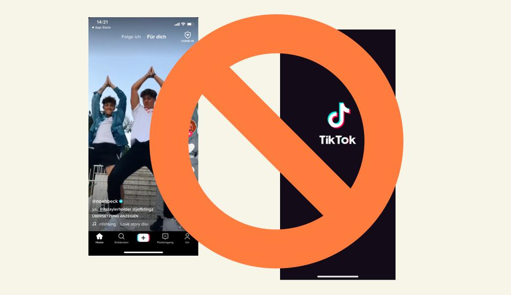 Vorschaubild TikTok-Verbot