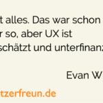 Williams –UX