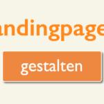 Landing Pages gestalten – Newsletter 10/2020