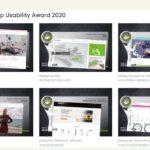 Ausgezeichnete Web-Shops 2020