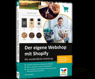 Der eigene Webshop mit Shopify - Cover