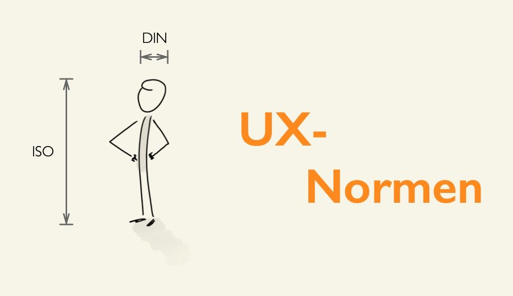 Vorschaubild UX-Normen