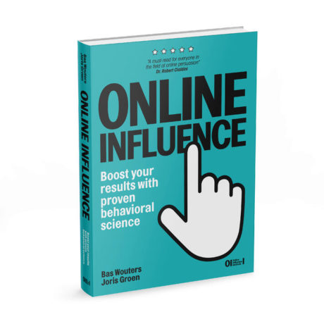 """Cover Buch """"Online Influence"""""""
