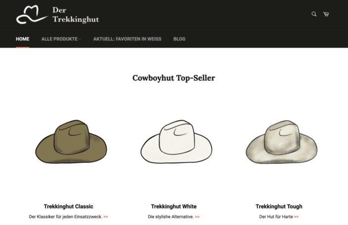 Trekkingut-Shop Vorschaubild