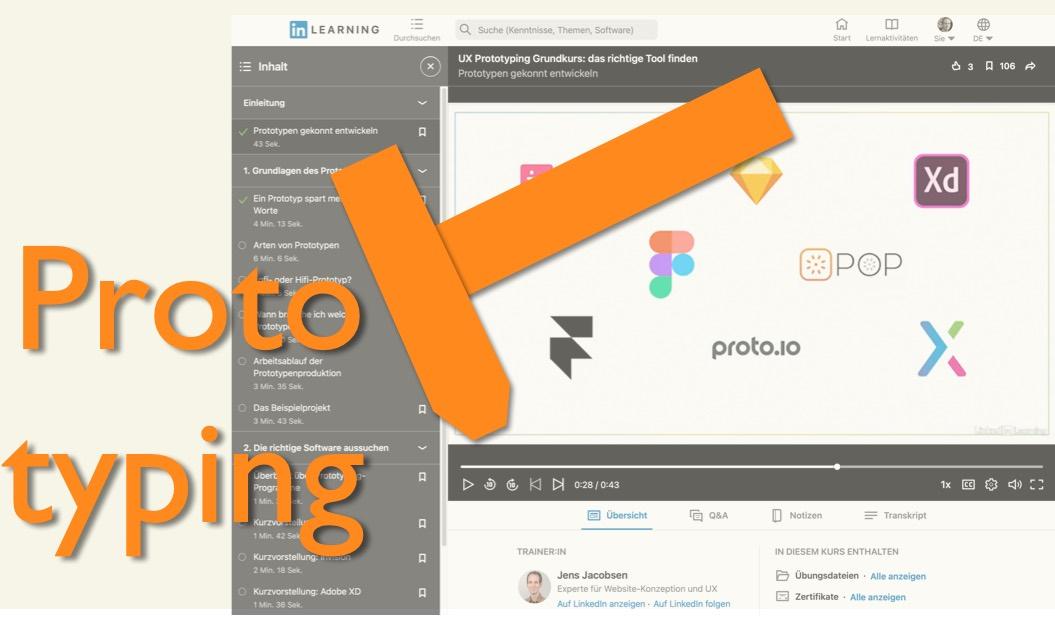 Vorschaubild Prototyping